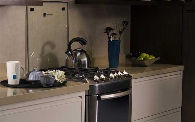 Cocinas con recubrimiento teon lo ltimo de ge enretail for Lo ultimo en cocinas