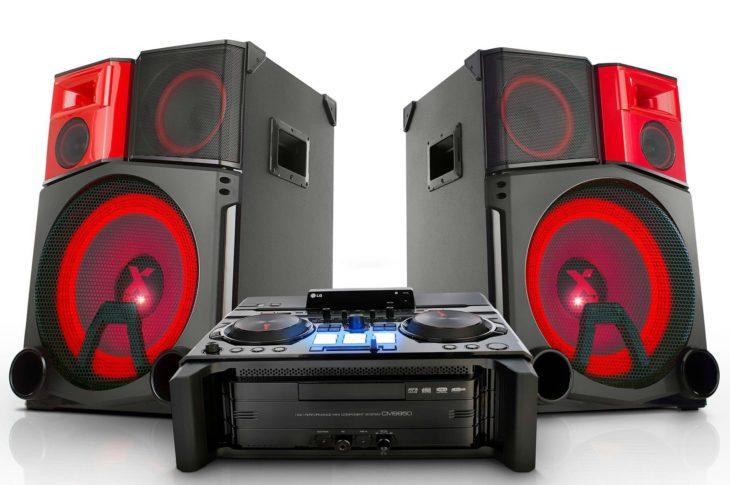 Audio LG CM9950